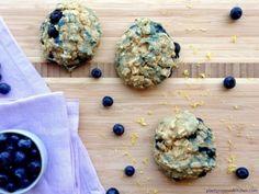 "Berry ""Scuffins"" - full of oaty goodness! #dairyfree vegan and gluten-free (w/ certified gluten-free oats)"