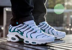 "Nike Air Max Plus ""Turbo Green"" #nike #nikesportswear"