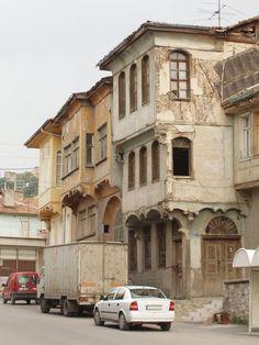 Kutahya( Turkey) Houses Greeks familys before 1922 -Κιουταχεια οικιες των κιουταχειοτων Χοτζογλου Ηλια Μαρκοπουλου Χαρ.Παπαδοπουλου Μηνα