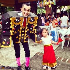 Manolo Sanchez from the Book of Life - 2014 Halloween Costume Contest via @costume_works