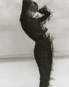 Christy Turlington  Versace, El Mirage (1990)   © Herb Ritts Foundation, Courtesy of Fahey/Klein Gallery, LA