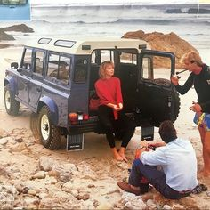 This could be you if you weren't brainwashed into thinking Santanas aren't Land Rovers. Curious about the difference between Santanas and Defenders? Ask us! #landrover #landroversantana #santana #santana88 #defender #defender90 #d90 #classiccar #classic #vintage #4x4 #overland #adventuremobile #vintagead #scuba #espana #safariasawayoflife