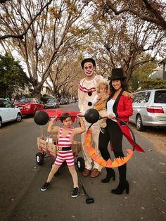 Join the circus! #halloween