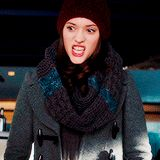 Everyone need Darcy lewis giving them a thumbs up on their board!----everyone just needs kat dennings omg beautiful perfect woman