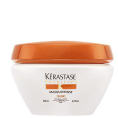 Kérastase Nutritive Masquintense Cheveux Fins Treatment for Dry and Extremely Sensitised Hair - Fine Hair Face Hair Removal, At Home Hair Removal, Damp Hair Styles, Natural Hair Styles, Best Hair Mask, Hair Masks, Let Your Hair Down, Unwanted Hair, Damaged Hair