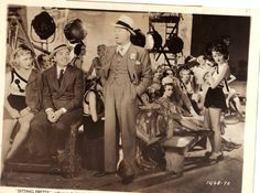 Ginger Rogers Sitting Pretty 1933  Ginger chooses Did You Ever See a Dream Walking from a stack of music to sing.