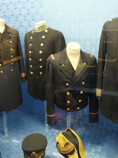 Austrian Marine Uniforms Austrian Empire, Austro Hungarian, Military Uniforms, Napoleonic Wars, World War I, Colonial, 19th Century, Ships, Navy