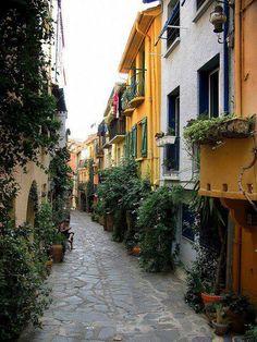 Colliure, France