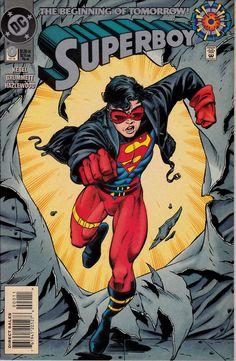 Superboy #0 (3rd Series 1994) January 1994   DC Comics  Grade VF