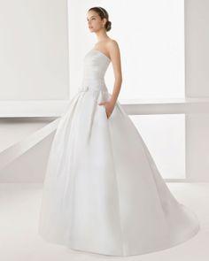 Rosa Clara Wedding Gown - 2013