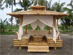 Devis mobilier bambou Mayenne