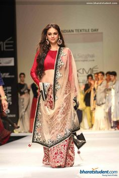 Payal Singhal's Show at Lakme Fashion Week Summer/Resort 2013