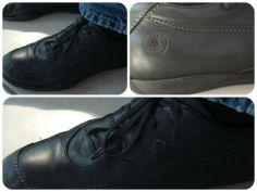 :::: S *A *L * E :::: Zapatos #Woodland $200 N.43 100% cuero