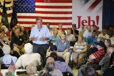 Avalanche de dollars pour le candidat à la Maison-Blanche Jeb Bush