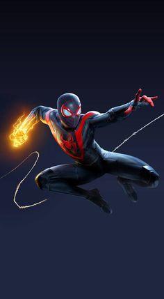Amazing Spiderman, Black Spiderman, Spiderman Art, Spiderman Ps4 Wallpaper, Marvel Wallpaper, Marvel Vs, Marvel Heroes, Ps Wallpaper, Mobile Wallpaper
