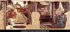 Sandro Botticelli~ Annunciation