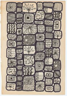 lives of a cell archival print by swallowfield on Etsy