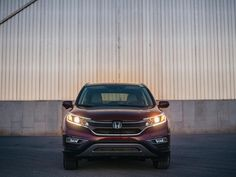 The CR-V doesn't need to flash its lights to get attention.