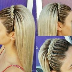 41 cute hairstyles for every occasion, from simple buns to complicated braids 13 – Lockige Frisuren Cute Hairstyles, Straight Hairstyles, Wedding Hairstyles, Bouffant Hairstyles, Everyday Hairstyles, Hairstyle Short, Fringe Hairstyles, Beautiful Hairstyles, Summer Hairstyles