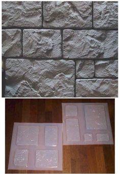 Veneer Concrete Molds