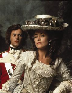 Still of Amanda Donohoe and Rupert Graves in The Madness of King George