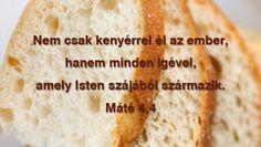 Máté 4,4