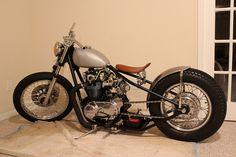TampaSVT Yamaha XS650 XS-650 Bobber, via Flickr.