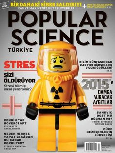 Popular Science Türkiye - Mart 2015