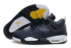 http://www.yesnike.com/big-discount-66-off-mens-air-jordan-4-retro-suede-leather-204.html BIG DISCOUNT! 66% OFF! MEN'S AIR JORDAN 4 RETRO SUEDE LEATHER 204 Only $76.00 , Free Shipping!
