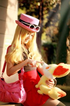 For all you Pokemon Trainers. Which Pokemon would you want to have? Cute Cosplay, Cosplay Outfits, Best Cosplay, Cosplay Costumes, Cosplay Ideas, Awesome Cosplay, Costume Ideas, Pokemon Costumes, Pokemon Cosplay
