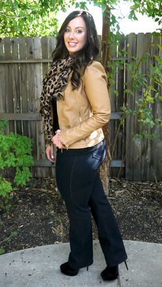 3 Fall outfits for the Curvy #2