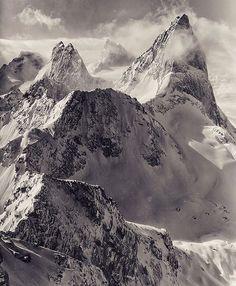 The Playground of British Columbia Lies At The Peaks ⛷ @natgeotravel