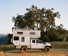 Uro-Camper Xplora II - Page 4 - Expedition Portal Pop Up Truck Campers, Pickup Camper, Cool Campers, Camper Trailers, Truck Flatbeds, Travel Trailers, Off Road Camping, Truck Camping, Winter Camping