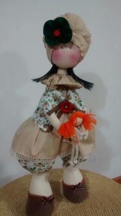 Boneca Barbara