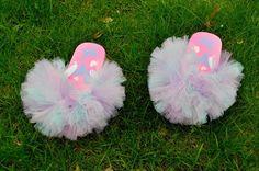 Crafty Mom Says: These Flip-Flops are 'Tu-tu' Cute - Morris Township-Morris Plains, NJ Patch