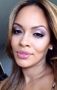 Evelyn Lozada  #make-up