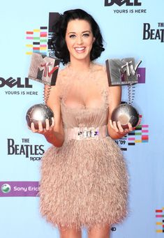 Katy Perry Hair