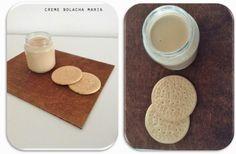 1/2 torradinha e um pingo: Creme de Bolacha Maria