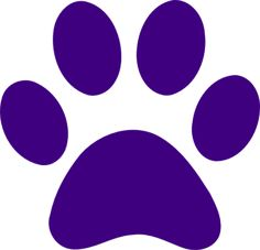 panther paw print clip art clipart best clipart best locker rh pinterest com panther paw print clipart