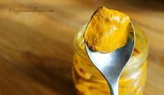 How To Make {& Use} Highly Bioavailable Turmeric Golden Paste, Turmeric Beats Prozac, Ibuprofen, all with no-side-effects. Turmeric Paste, Turmeric Milk, Turmeric Curcumin, Tumeric Benefits, Herbal Remedies, Health Remedies, Natural Remedies, Cooking With Turmeric, Home Remedies