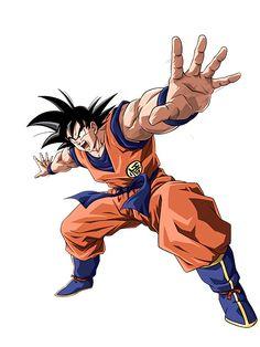 Stop! Goku time!