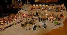 Resultado de imagen para christmas village collection