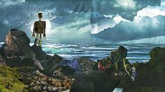 A new stage adaptation of Ted Hughes' children's book The Iron Man is one of seven new shows in Unicorn Theatre's season. Unicorn Theatre, London With Kids, Man Parts, New Shows, Top Ten, Iron Man, Things To Do, Seasons, Painting