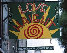 San Francisco's Top 10 : Historic Sites - Haight-Ashbury    The matrix of yet another Bohemian movement that San Francisco has given birth to, this area nurtured idealistic hippies in the late 1960s.