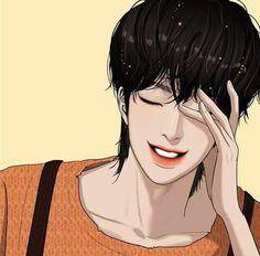 Kwon Hyunbin, 4 Wallpaper, Types Of Guys, Webtoon Comics, Anime Love Couple, Cute Anime Guys, Manga, True Beauty, All Pictures