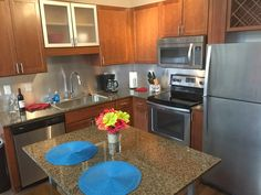 Corporate Housing St Louis | The Best Corporate Housing Apartments & Extended Stay Rentals in St Louis Extended Stay, Furnished Apartment, House Made, Luxury Apartments, Lodges, St Louis, Kitchen Cabinets, Home Decor, Cabins