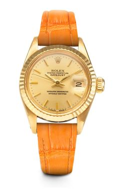 Foundwell Vintage Timepieces Ladies' Oyster Perpetual DateJust Watch