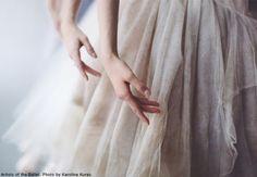 nationalballet: Life of a Dancer: Beautiful hands