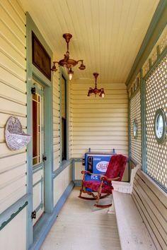 Just Wait Until You See the Antique Kitchen Appliances Inside This Little Oregon Cottage  - CountryLiving.com