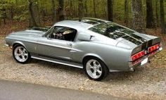 """1967 Mustang Shelby GT500 - """"midlife crisis"""" by InLovewithHim"""